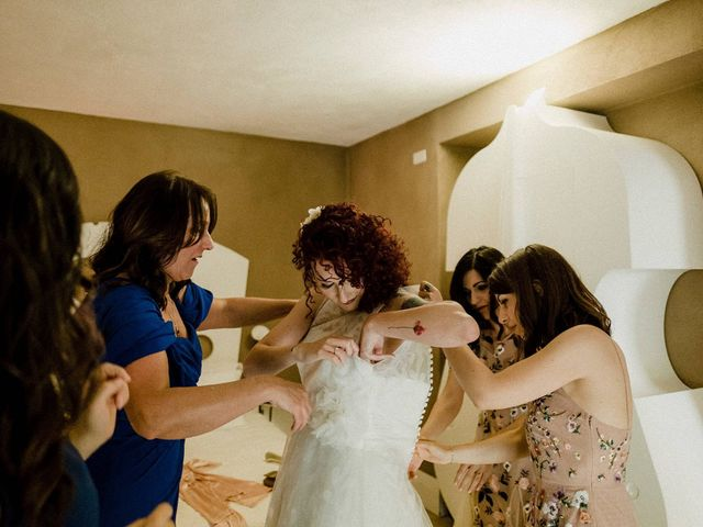 Il matrimonio di Francesco e Simona a Melizzano, Benevento 12