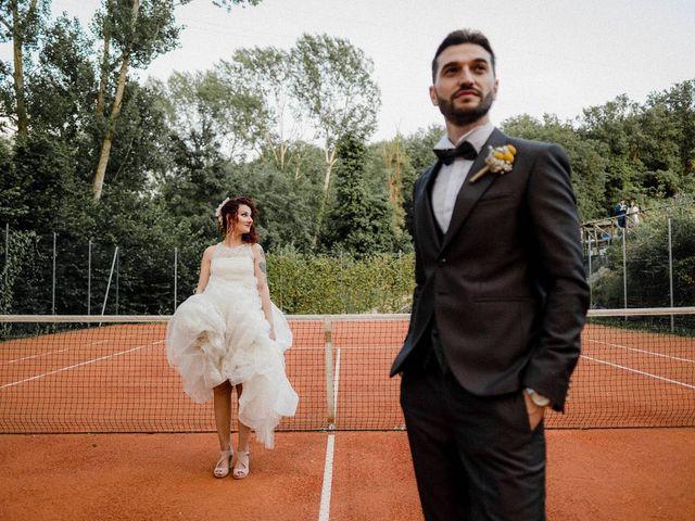 Il matrimonio di Francesco e Simona a Melizzano, Benevento 33