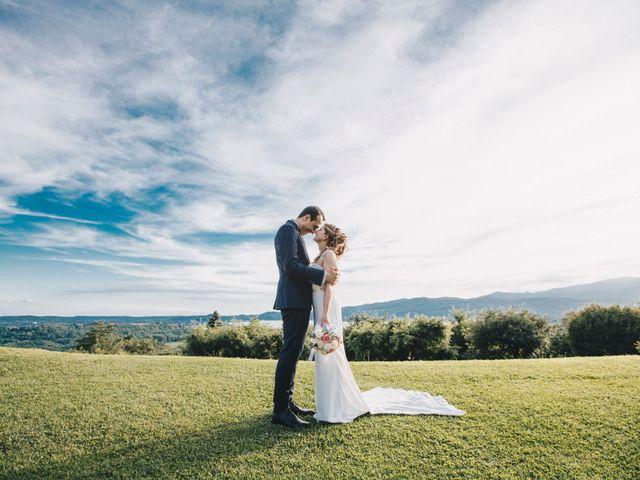 le nozze di Anna Lisa e Luca