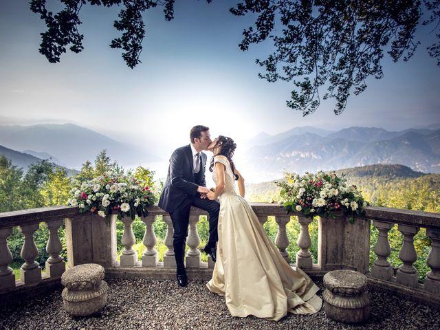 Le nozze di Erica e Adrian