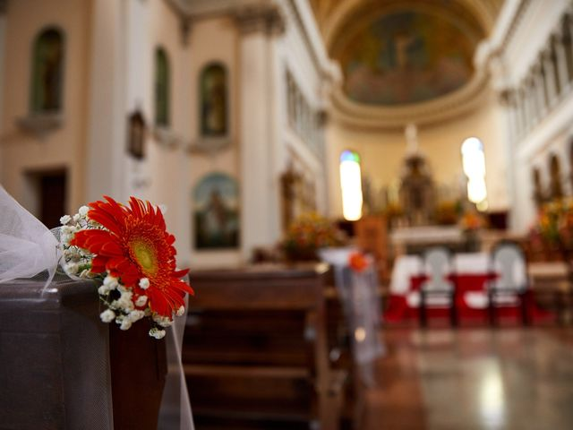 Il matrimonio di Andrea e Carolina a San Biagio di Callalta, Treviso 11