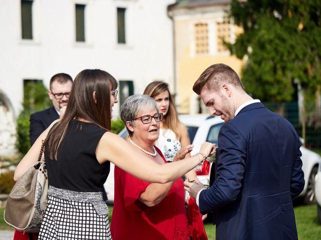 Il matrimonio di Andrea e Carolina a San Biagio di Callalta, Treviso 13
