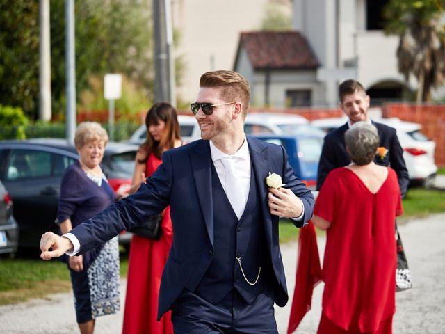 Il matrimonio di Andrea e Carolina a San Biagio di Callalta, Treviso 14