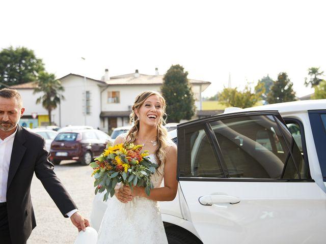 Il matrimonio di Andrea e Carolina a San Biagio di Callalta, Treviso 19
