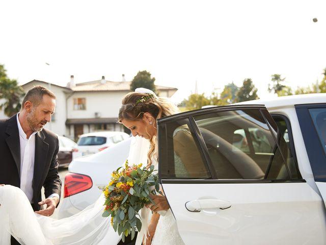 Il matrimonio di Andrea e Carolina a San Biagio di Callalta, Treviso 20