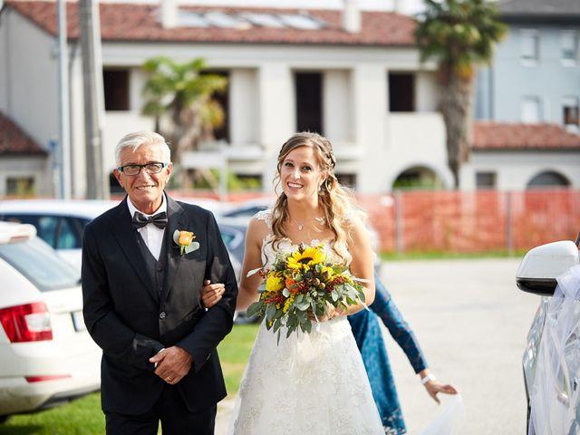 Il matrimonio di Andrea e Carolina a San Biagio di Callalta, Treviso 21