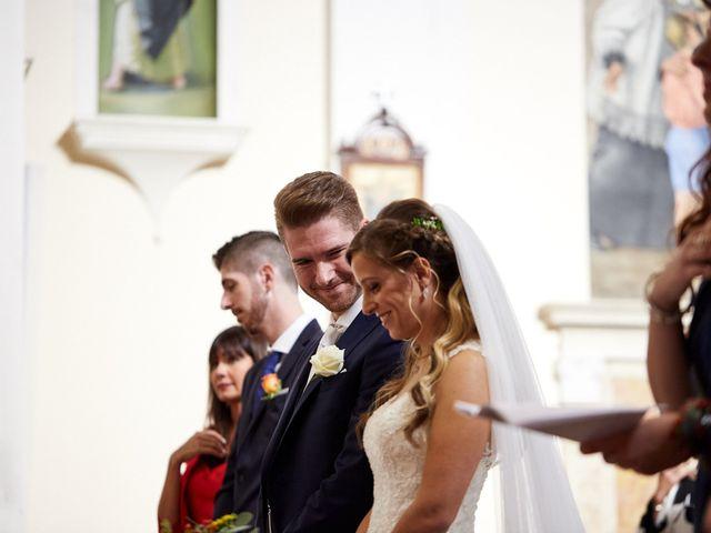 Il matrimonio di Andrea e Carolina a San Biagio di Callalta, Treviso 24