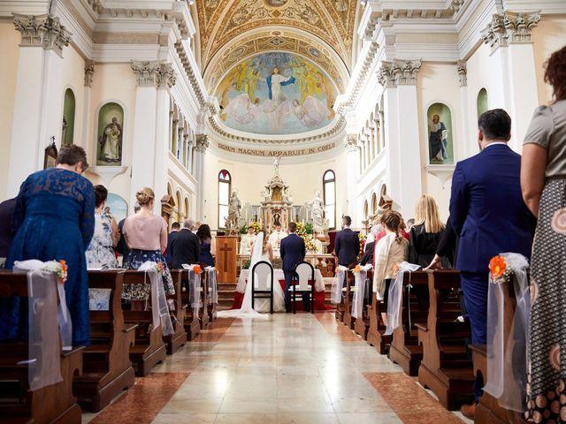 Il matrimonio di Andrea e Carolina a San Biagio di Callalta, Treviso 25
