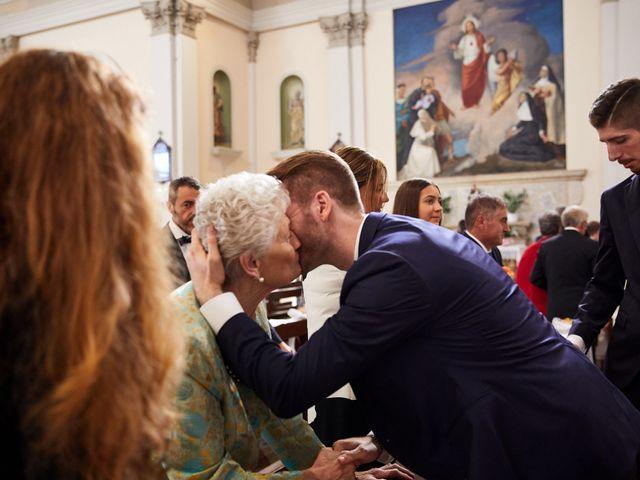 Il matrimonio di Andrea e Carolina a San Biagio di Callalta, Treviso 29