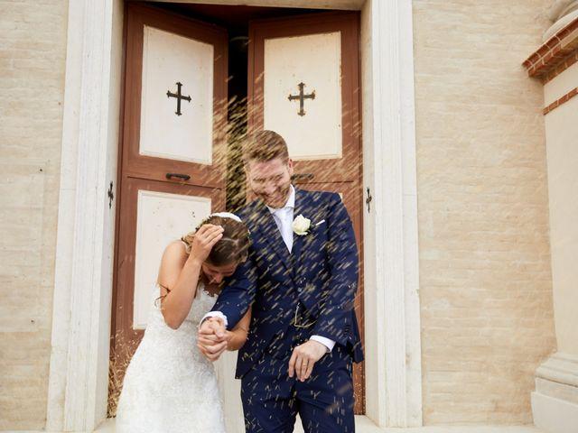 Il matrimonio di Andrea e Carolina a San Biagio di Callalta, Treviso 34