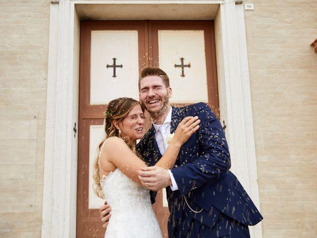 Il matrimonio di Andrea e Carolina a San Biagio di Callalta, Treviso 35