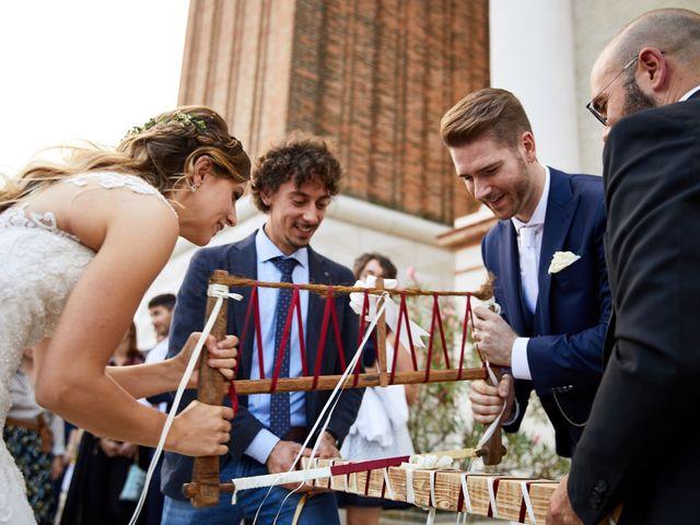 Il matrimonio di Andrea e Carolina a San Biagio di Callalta, Treviso 42