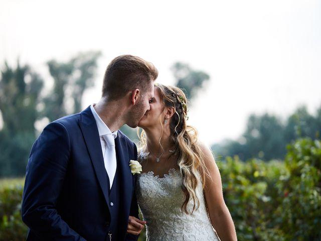 Il matrimonio di Andrea e Carolina a San Biagio di Callalta, Treviso 58