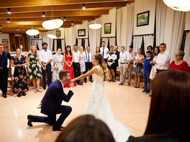 Il matrimonio di Andrea e Carolina a San Biagio di Callalta, Treviso 84