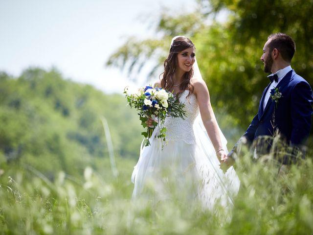 Le nozze di Ilaria e Wiliam