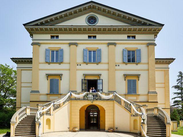 Il matrimonio di Wiliam e Ilaria a Bologna, Bologna 38