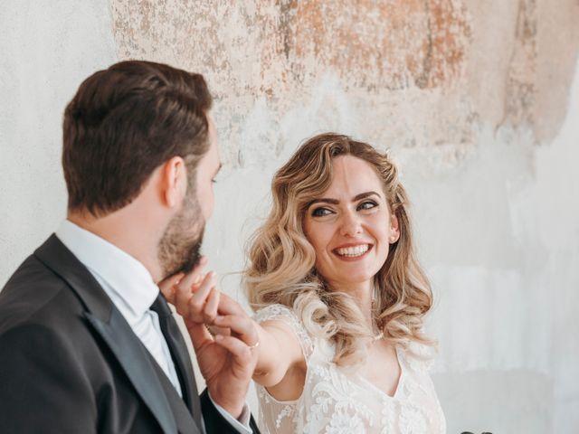 Il matrimonio di Antonio e Debora a Matera, Matera 40