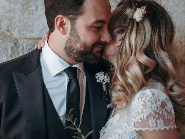 Il matrimonio di Antonio e Debora a Matera, Matera 45