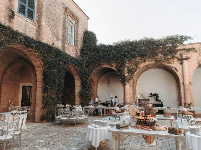 Il matrimonio di Antonio e Debora a Matera, Matera 56
