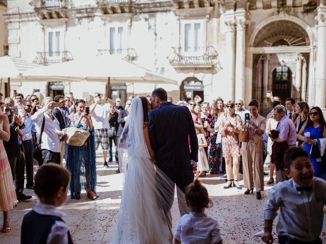 Il matrimonio di Dimitri e Jamuna a Siracusa, Siracusa 18
