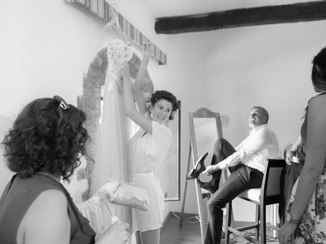 Il matrimonio di Dario e Francesca a Erba, Como 5