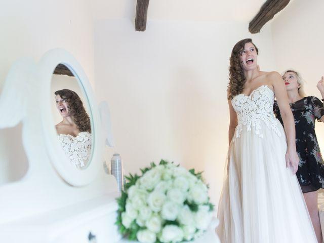 Il matrimonio di Dario e Francesca a Erba, Como 11