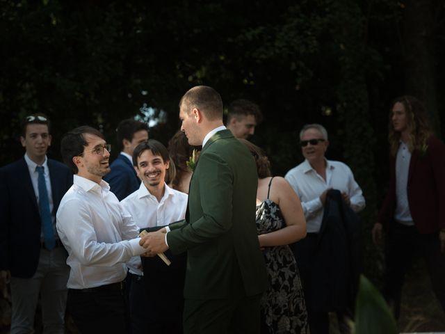 Il matrimonio di Dario e Francesca a Erba, Como 14