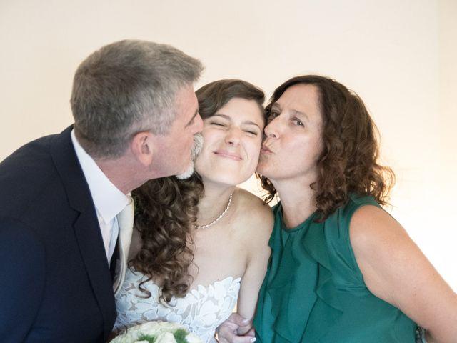 Il matrimonio di Dario e Francesca a Erba, Como 17