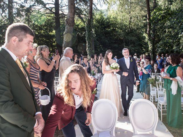 Il matrimonio di Dario e Francesca a Erba, Como 20