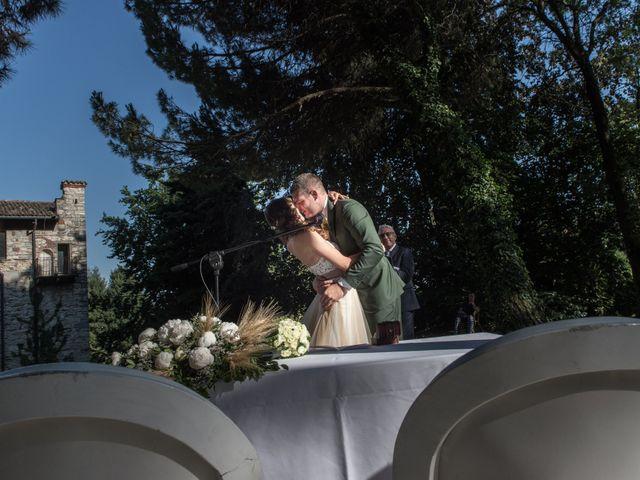 Il matrimonio di Dario e Francesca a Erba, Como 25