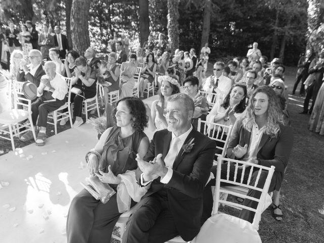 Il matrimonio di Dario e Francesca a Erba, Como 27