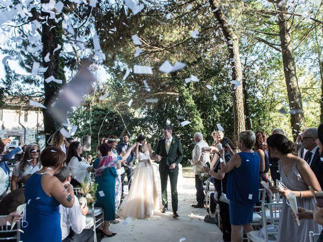 Il matrimonio di Dario e Francesca a Erba, Como 28