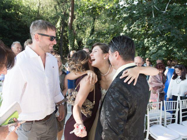 Il matrimonio di Dario e Francesca a Erba, Como 29