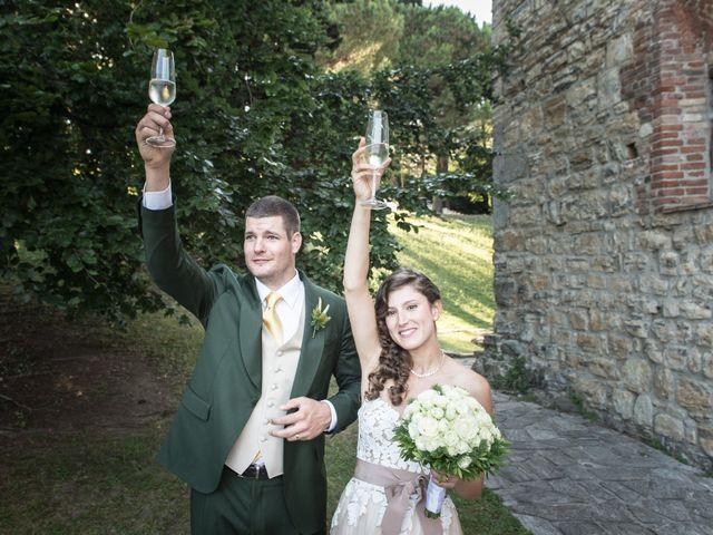 Il matrimonio di Dario e Francesca a Erba, Como 31