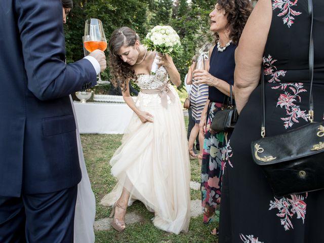 Il matrimonio di Dario e Francesca a Erba, Como 33