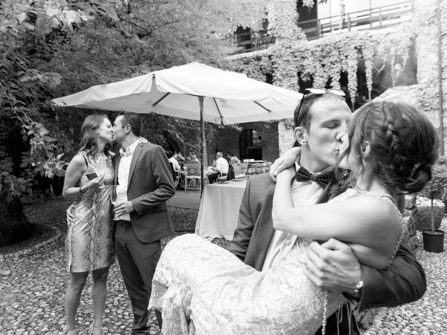 Il matrimonio di Dario e Francesca a Erba, Como 35