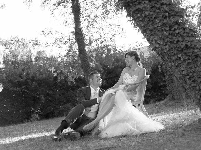 Il matrimonio di Dario e Francesca a Erba, Como 38