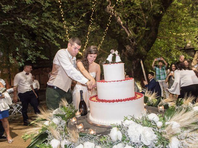 Il matrimonio di Dario e Francesca a Erba, Como 45