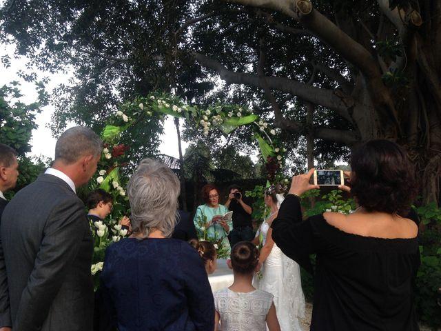Il matrimonio di Walter e Marica a Siracusa, Siracusa 40