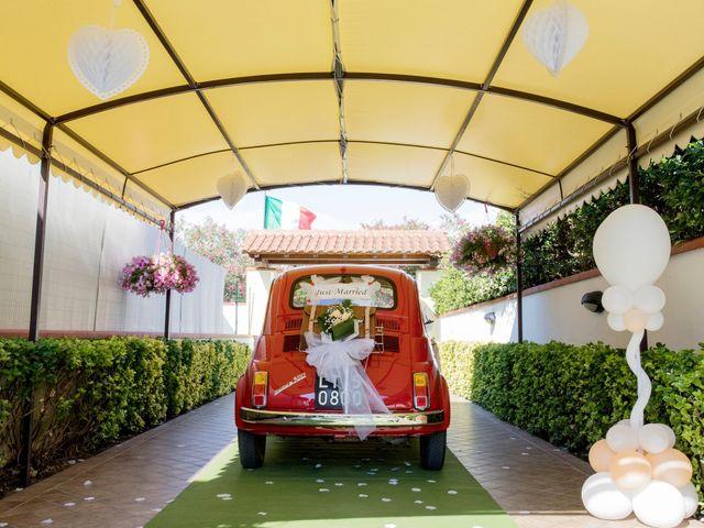Il matrimonio di Pamela e Paolo a Terracina, Latina 50