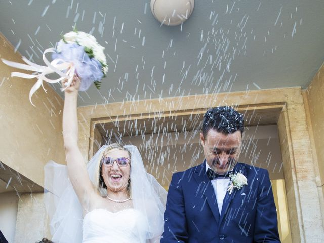 Il matrimonio di Pamela e Paolo a Terracina, Latina 87