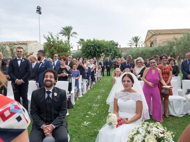 Il matrimonio di Gabriele e Chiara a Ragusa, Ragusa 22