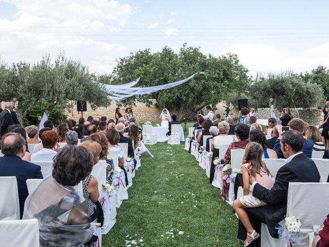 Il matrimonio di Gabriele e Chiara a Ragusa, Ragusa 23