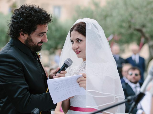 Il matrimonio di Gabriele e Chiara a Ragusa, Ragusa 34