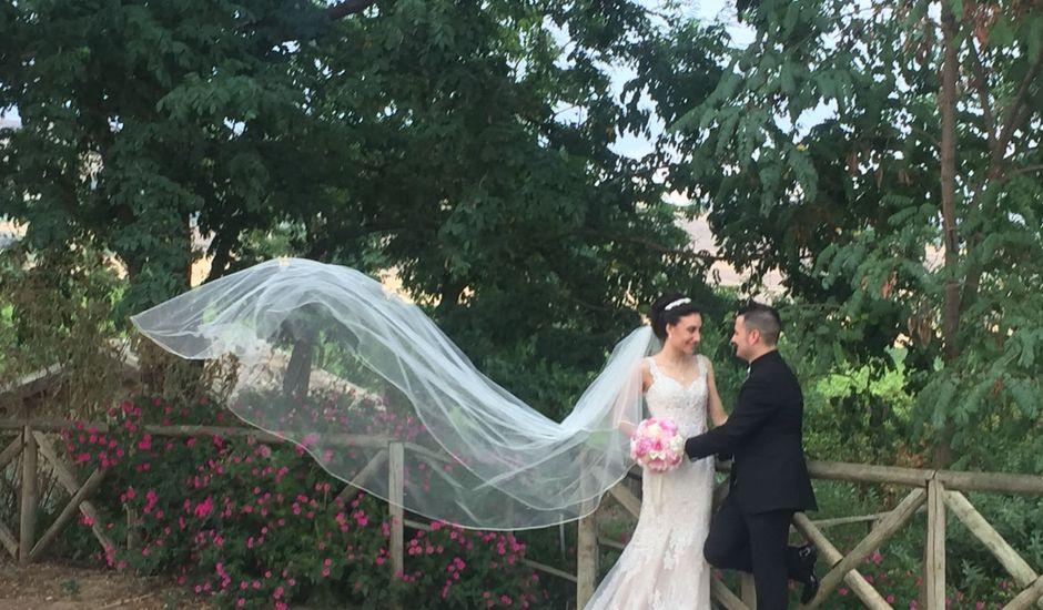Il matrimonio di Christian  e Claudia a Villalba, Caltanissetta