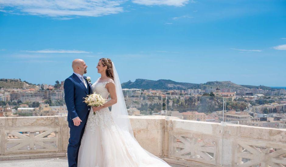 Il matrimonio di Mauro  e Alessandra  a Cagliari, Cagliari