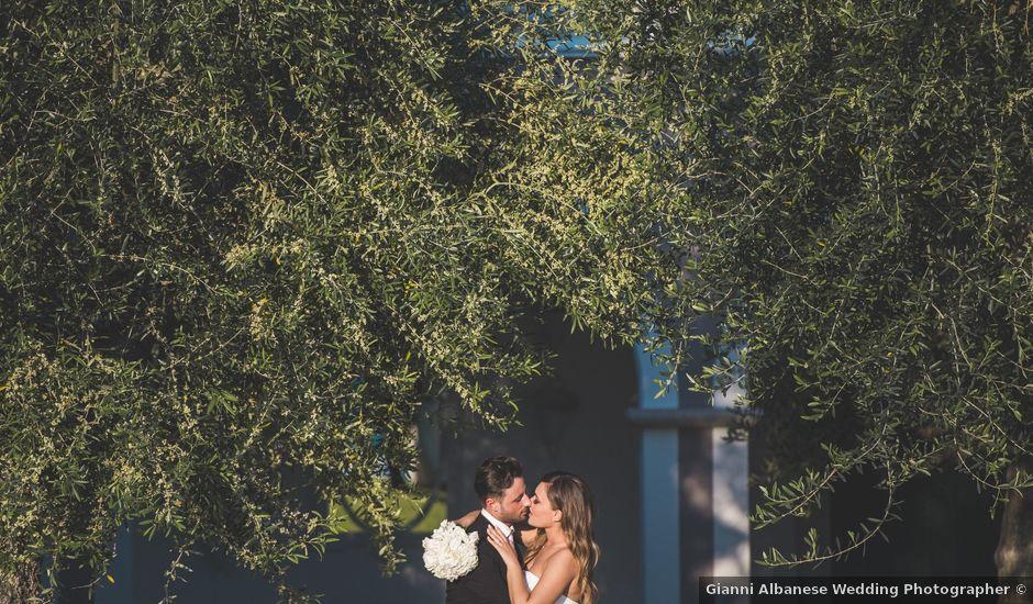 Il matrimonio di Antonio e Linda a Andria, Bari