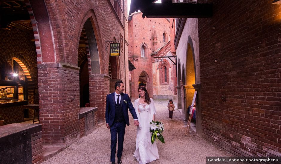 Il matrimonio di Andrea e Alessia a Torino, Torino