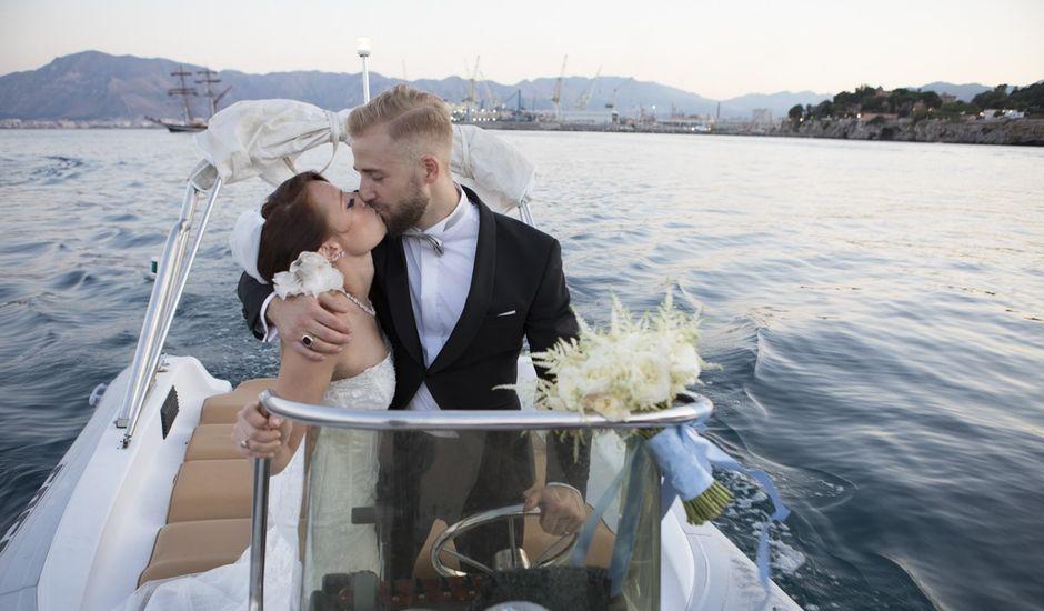 Il matrimonio di Philipp e Silvia a Palermo, Palermo
