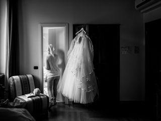Le nozze di Larissa e Marco 1